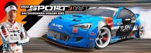 RS4 Sport 3 DRIFT! FEATURING DAI YOSHIHARA'S SUBARU BRZ!