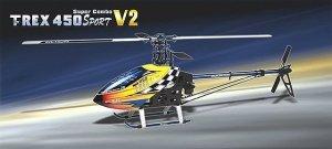 ALIGN T-REX 450 SPORT V2 + ALIGN T6J