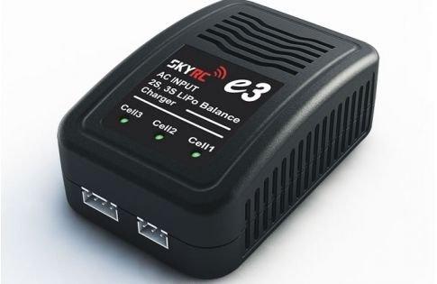 Ładowarka SKYRC E3 (2-3 LiPo, 230V)