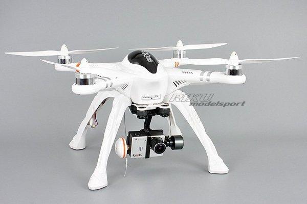 Walkera QR X350 PRO CAM HD, DEVO F12
