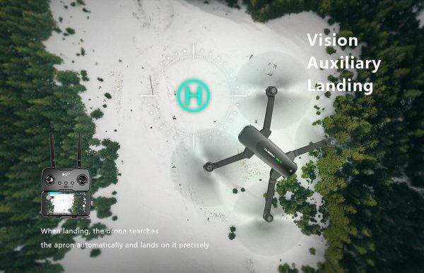 Dron Hubsan H117P Zino PRO GPS Gimbal Kamera 4K Bezszczotkowy 4km zasięgu