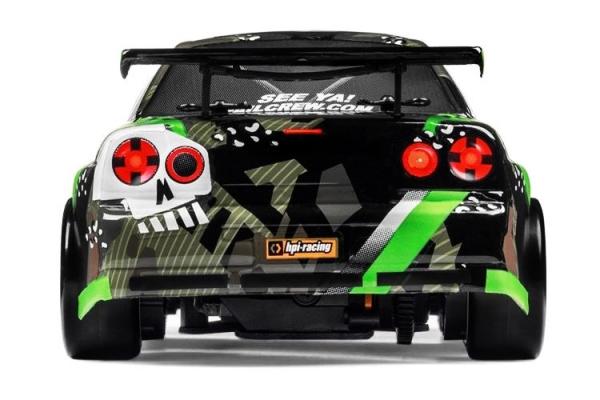 Micro RS4 Drift Fail Crew Nissan Skyline R34 GT-R