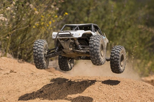 Model RC Axial Yeti Rock Racer 4WD, Truck 1:10 RTR