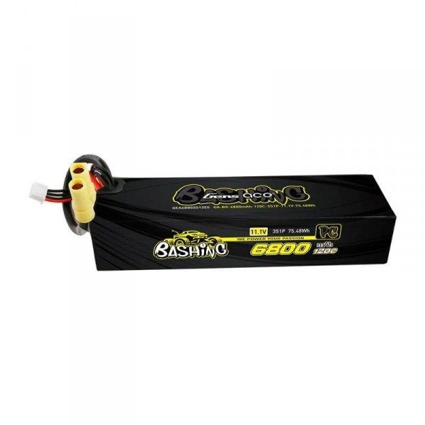 Akumulator LiPo Gens Ace Bashing 6800mAh 11.1V 3S1P 120C EC5