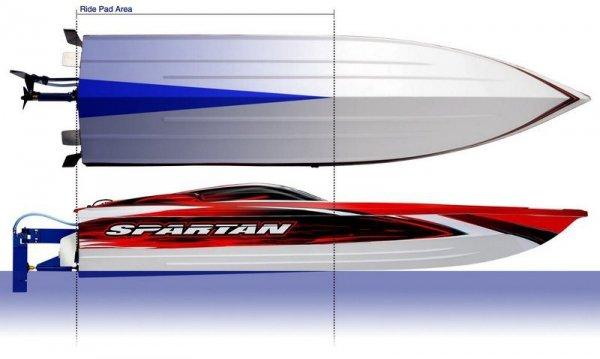 Traxxas Spartan Brushless TQi TSM RTR bez akumulatora