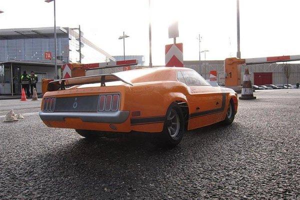 Baja 5R 1970 Ford Mustang Boss 302
