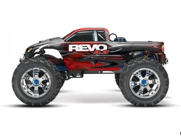 Traxxas Nitro Revo 1:10 TQi BlueTooth TSM RTR