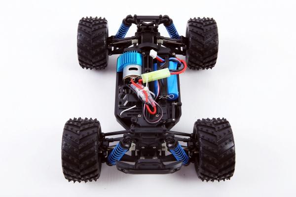 Racent Crossy Monster Truck 1:18 Samochód RC 2,4 GHZ RTR 4WD Li-ion