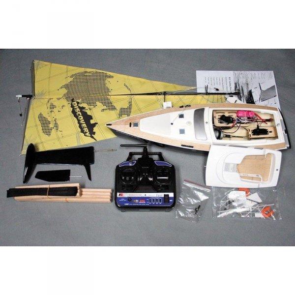 Krick Discovery II RTR żaglówka 2,4GHZ