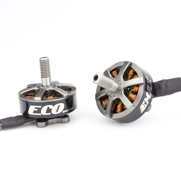 Silnik do dronów wyścigowych Emax ECO Series 2306 2400KV 3-4S Brushless Motor for RC Drone FPV Racing