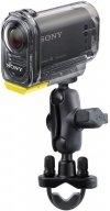 Ram Mounts Uchwyt do kamer Sony Action Cam & Sony Action Cam z Wi-Fi® montowany do ramy kierownicy