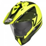 Kask SUOMY MX TOURER Yellow/Black
