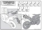 Kappa KL363 stelaż boczny Yamaha XT660Z Tenere