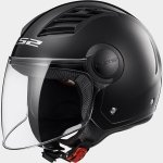 KASK LS2 OF562 AIRFLOW L SOLID BLACK
