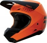 SHIFT WHIT3 ORANGE KASK OFF-ROAD
