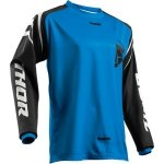 THOR BLUZA YOUTH SECTOR ZONES OFFROAD BLUE =$