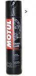 MOTUL C2+ ROAD+  400ML smar do łańcucha w sprayu (biały)