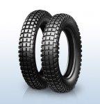 Michelin 2.75-21 Trial Competition F 45L Przednia