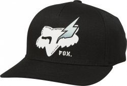 FOX CZAPKA JUNIOR HELLION 110 SNAPBACK BLACK