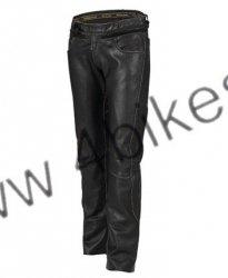 Halvarssons Hawk Classic spodnie skórzane
