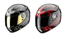 SCORPION KASK EXO-500 AIR ARDENT