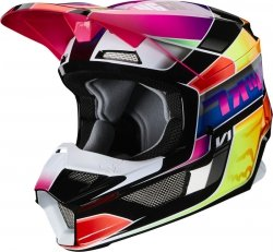 FOX KASK OFF-ROAD JUNIOR V-1 YORR MULTI