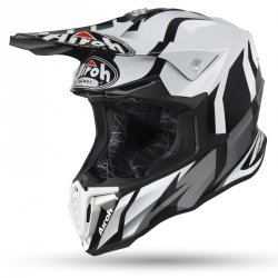 KASK OFF-ROAD AIROH TWIST GREAT GREY GLOSS