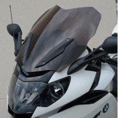 BULLSTER SZYBA  BMW K1600GT SMOKED GREY