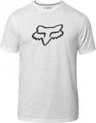 FOX T-SHIRT TOURNAMENT TECH OPTIC WHITE