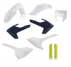 Acerbis Husqvarna pełny zestaw plastików TE FE 17>