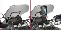 GIVI FB2122 RAMKA / WSPORNIK GPS SMARTPHONE YAMAHA MT-09
