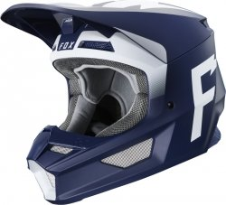 FOX KASK OFF-ROAD V-1 WERD NAVY