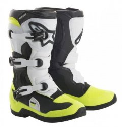 ALPINESTARS(MX) buty cross TECH 3 YOUTH żółty FLUO