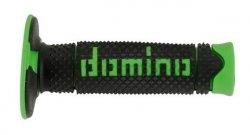 Domino Manetki czarno - zielone model 2012