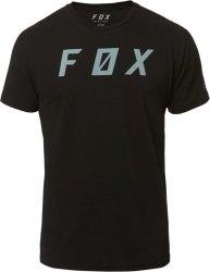 FOX T-SHIRT BACKSLASH AIRLINE BLACK