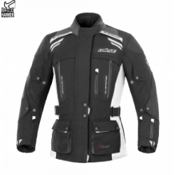 BUSE Kurtka motocyk. damska Highland czarno-biała