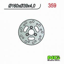 NG359 TARCZA HAMULCOWA HONDA SFX 50 (160x39x4)
