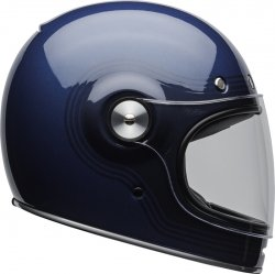 BELL KASK INTEGRALNY BULLITT DLX FLOW LIGHT BL/D B