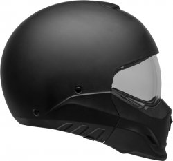 BELL KASK SYSTEMOWY BROOZER SOLID MATTE BLACK