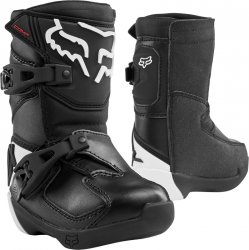 FOX BUTY OFF-ROAD JUNIOR COMP K BLACK