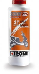 IPONE SCOOT CITY 2T OLEJ DO DOZOWNIKA SYNTHETIC 1L