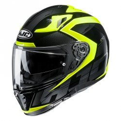 HJC KASK INTEGRALNY I70 ASTO BLACK/YELLOW