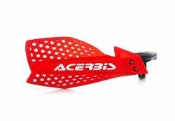 Acerbis Handbary X-Ultimate czerwono - biały