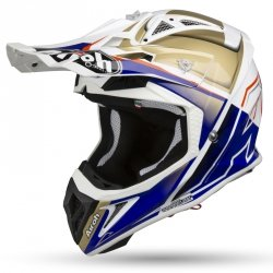 KASK OFF-ROAD AVIATOR 2.2 CHECK SAND GLOSS