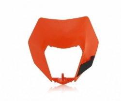Acerbis Owiewka lampy KTM 2014 2015 2016 orange
