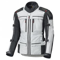 HELD  KURTKA TEKSTYLNA ATACAMA [GORE-TEX] GREY/RED