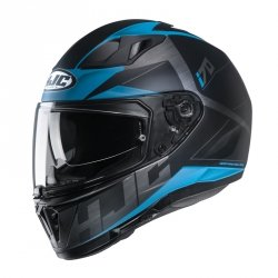 HJC KASK INTEGRALNY I70 ELUMA BLACK/BLUE