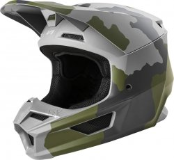 FOX KASK OFF-ROAD JUNIOR V-1 PRZM CAMO