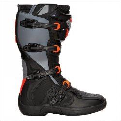 IMX BUTY OFF-ROAD X-TWO BLACK/ORANGE/GREY