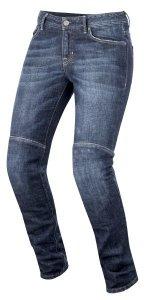 ALPINESTARS Spodnie MOTO LADY DAISY niebieski
